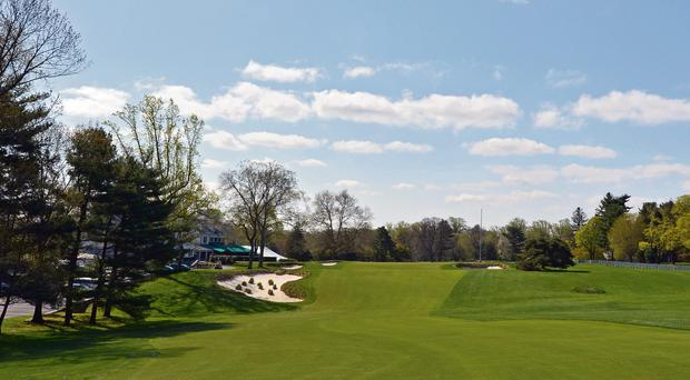 The 18th at Merion