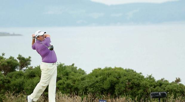 The Offaly golfer hit a 66 to tie for third place in Scottish Open