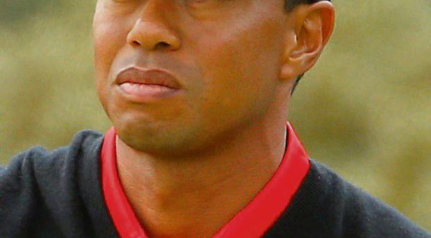 Woods: Another Major setback