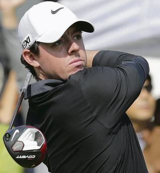 Rory McIlroy returned to action in Korea this week and looked sharp