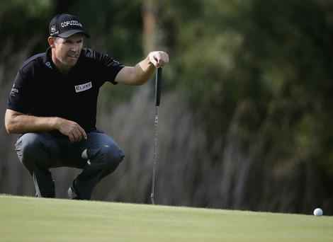 Padraig Harrington needs to rediscover his 'A' game