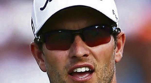 Adam Scott has his eyes on the world number one spot.