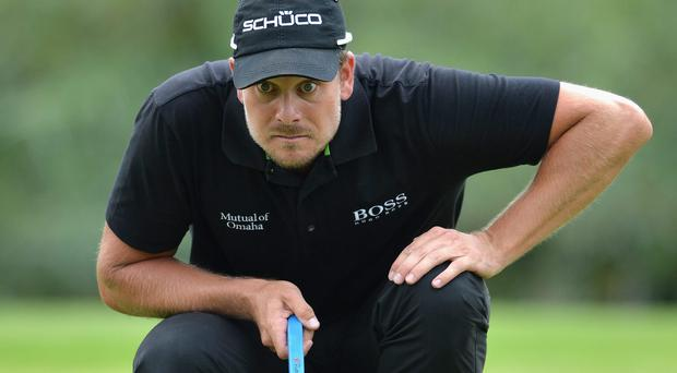 Stenson: European accolade