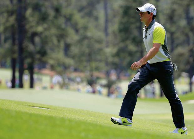 Rory McIlroy says he canno0t explain the win on such an emotional week.