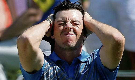 Rory McIlroy is hoping to get his set of clubs before the start of the Irish Open this week.