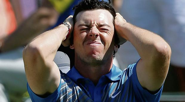 Rory McIlroy is hoping to locate his golf clubs before the start of the Irish Open