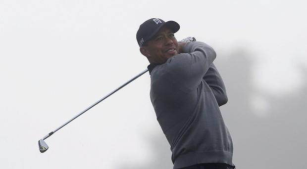 Tiger Woods withdrew from the Farmers Insurance Open due to injury