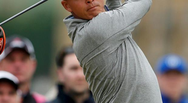 Rickie Fowler of the U.S. is one to watch at the 144th Open at St Andrew's this week