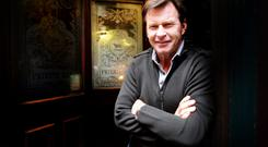 Nick Faldo: 'I'm not smart enough to talk about politics or religion or anything like that. I'm just going to talk about what I know. That was my rule. I'll talk golf, simple as that Photo: Jane Mingay/REX/Shutterstock