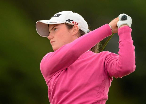 Leona Maguire. Picture credit: Paul Mohan / SPORTSFILE