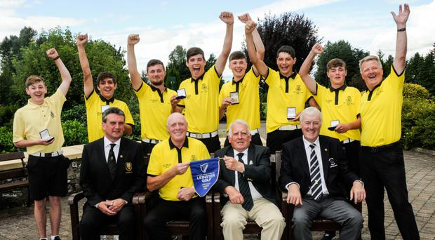 A proud day as Kilkenny celebrate their wonderful Leinster final win