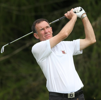 Peter Hanna says he is honoured to be chosen as the PGA Captain. Photo: Getty Images