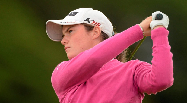 Leona Maguire. Picture credit: Paul Mohan/Sportsfile