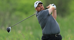 Shane Lowry will always back himself to contend if he gets a sniff. Photo: Getty Images