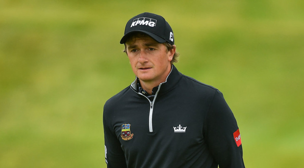 Paul Dunne became the fourth Irishman to win the British Masters. Photo: Sportsfile