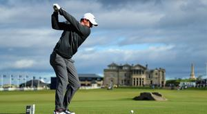 'Rory is the Ayrton Senna of golf,' says Noel Fox. 'Watching him at full throttle is magical, like observing Roger Federer or any of the great ones of sport' Photo: Getty