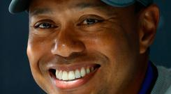 Tiger Woods Photo: Getty