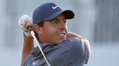 Rory McIlroy. Photo: AP
