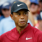 'This has been a blessing' – Tiger. Photo: AP