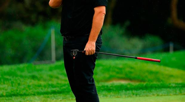 Shane Lowry must settle for second as Sergio Garcia secures Valderrama Masters