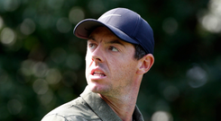 Rory McIlroy needs to raise his game if he is to contend in China this week. Photo: AP