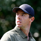 McIlroy may be tempted to go for an experienced hand like Foster. Photo: AP