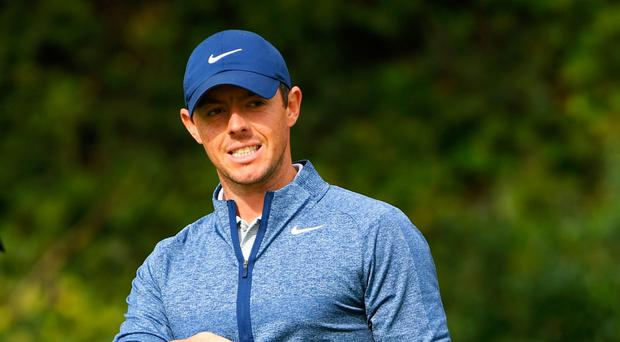 Rory McIlroy. Photo: Getty
