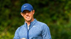 Rory McIlroy will not play in this year's Irish Open