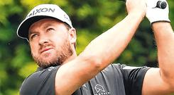 Graeme McDowell. Photo: Getty Images