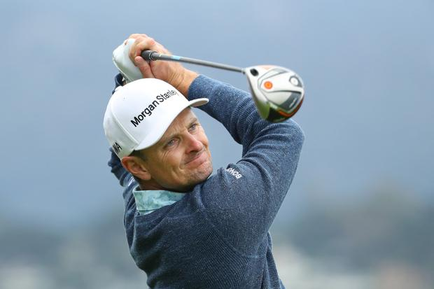 As Justin Rose approaches 40, he recognises the need to make the most of his chances. Photo: Getty