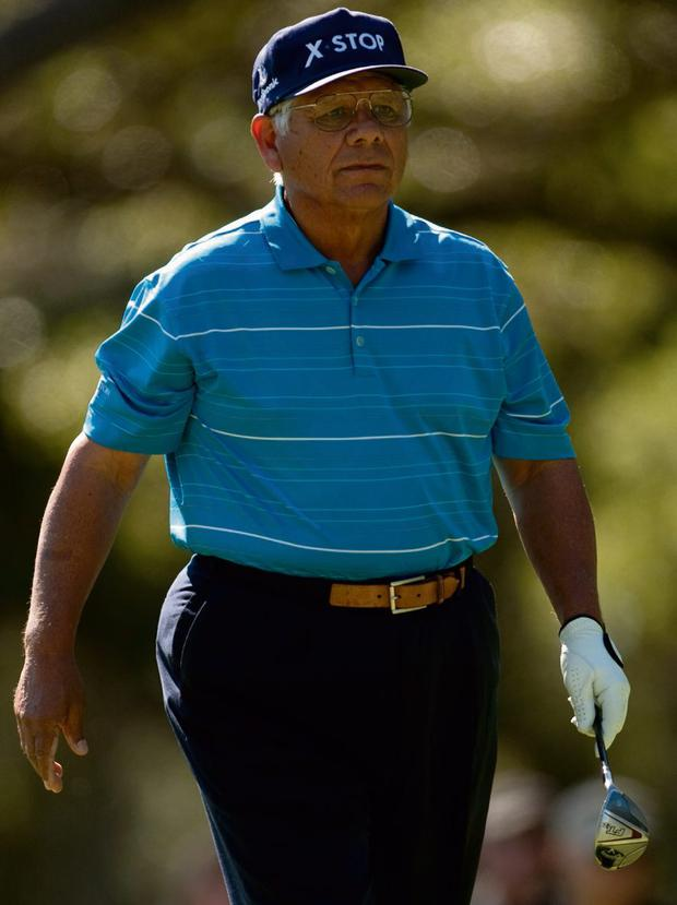 Lee Trevino. Photo: Getty