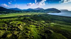 'This is Donegal's big chance to shine as a destination for golf tourism and they are determined to make the most of it'