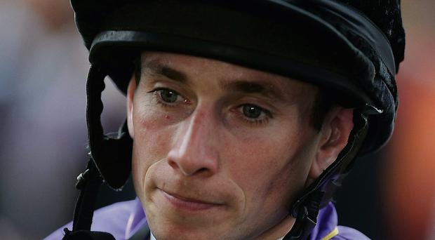 Ryan Moore has high hopes of some success at the Curragh over the weekend