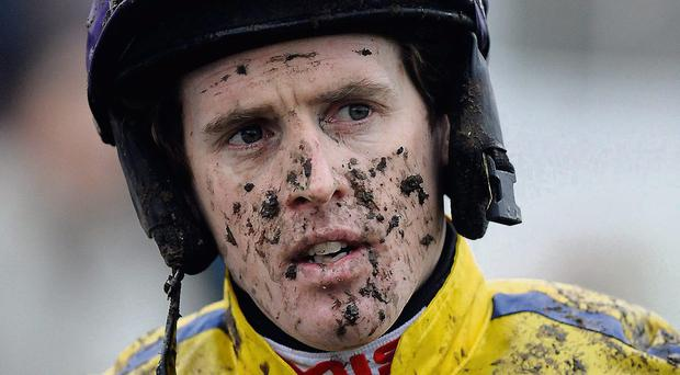 Jason Maguire received a suspension over his use of the whip at Cartmel
