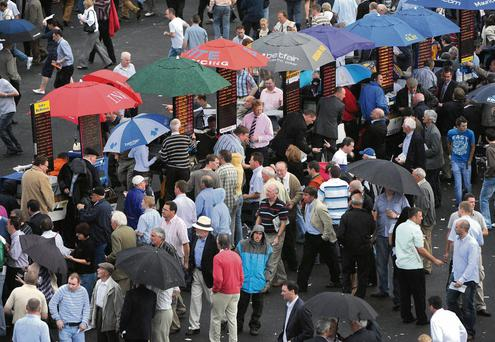 The weather forecast this week may well bring rain to Ballybrit, however, it's unlikely that spirits in the betting ring will be dampened