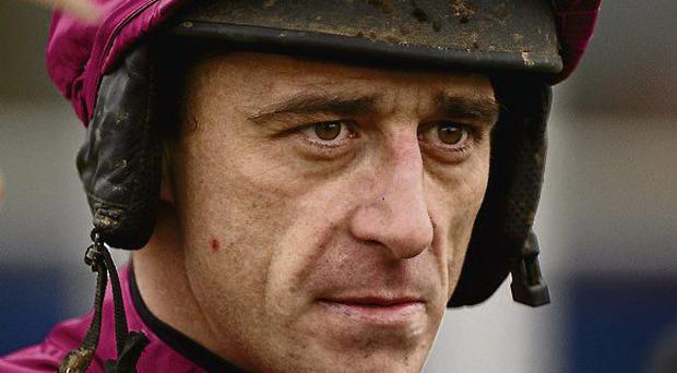 Davy Russell's mount is highly fancied