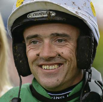 Walsh: Goes to Ballinrobe for one ride