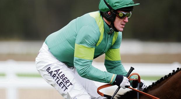 Double Seven's price will contract if Tony McCoy takes the ride