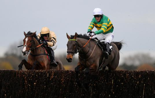 McCoy and Cantlow, favourites for the Irish Grand National