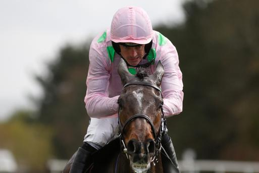 Ruby Walsh eases Douvan to victory at Punchestown