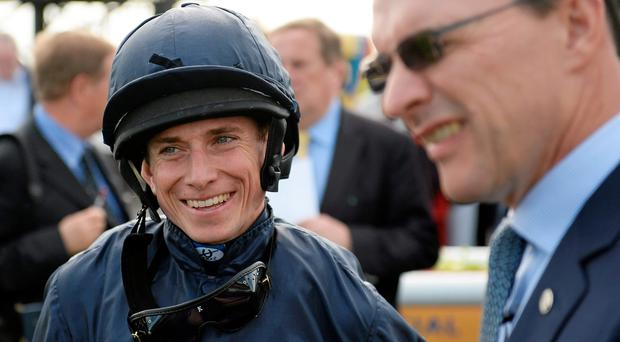 Ryan Moore can put smiles on punter's faces by partnering Tannaaf to victory today
