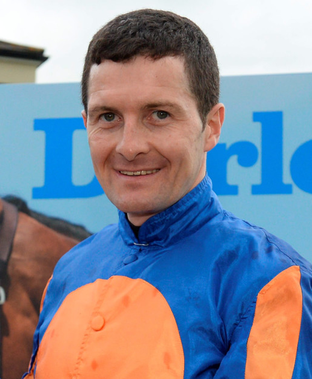 Colm O'Donoghue's first ride for Aidan O'Brien on home soil this term will be aboard Outstanding at the Naas' Listed trial
