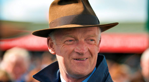Mullins: hoping for some rain