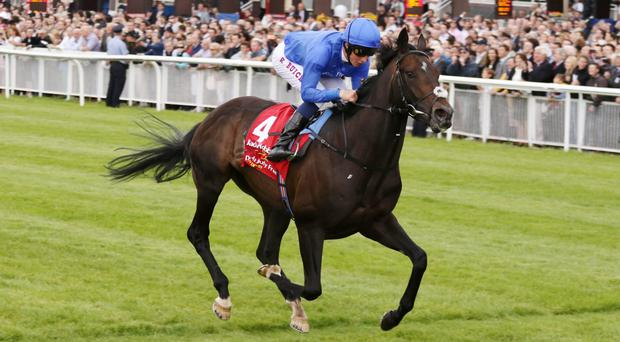 Jack Hobbs and William Buick will be aiming to repeat their Irish Derby exploits at Ascot this afternoon