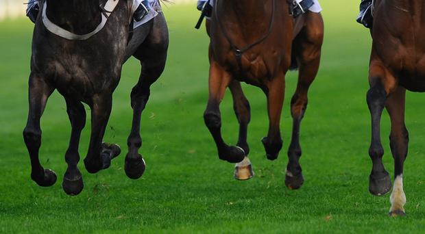 'After the running of the fifth race the track was found to be waterlogged in places and unsafe'