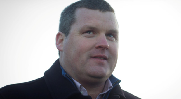 Gordon Elliott Photo: Racing Post