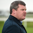 Trainer Gordon Elliott. Photo: Sportsfile