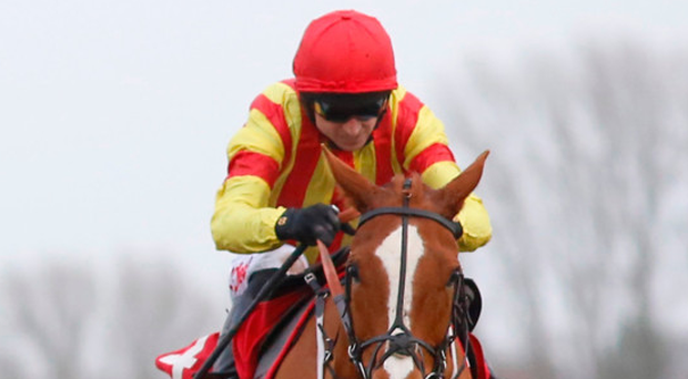 Poetic Rhythm and Paddy Brennan. Photo: PA