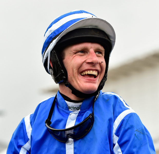 Townend: Return from injury. Photo: Sportsfile
