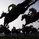 After a week of top-quality racing, there's always a feeling of anti-climax on the Saturday after the Cheltenham Festival, and today's cards look decidedly run of the mill in comparison to this week's action. Photo: AFP/Getty Images